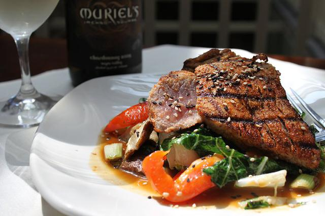 Muriels Jackson Square - 801 Chartres Street New Orleans  Louisiana 70116 - Ph 504 568 1885