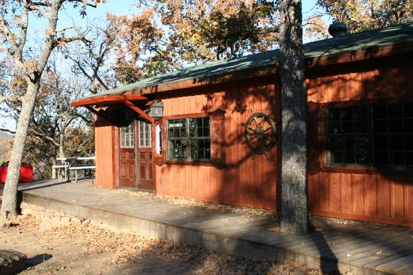 $299000 3br - 1600ftsup2 - OWNER FINANCE PART TRADE 4 CABINS (PALO PINTO LAKE)