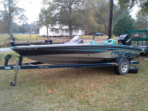 trade for pontoon boat