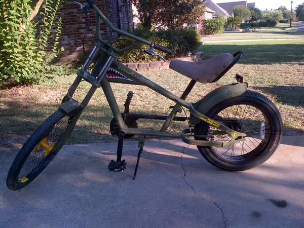 3- OCC Schwinn Stingray Squadron bicycles - $199 (Prairieville, LA)