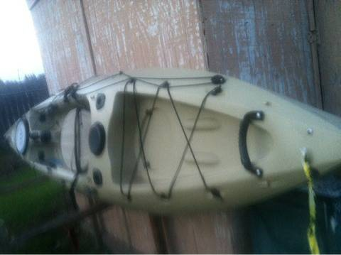 For Sale or Trade Heritage Redfish 12 Kayak - $500 (Lake Charles )