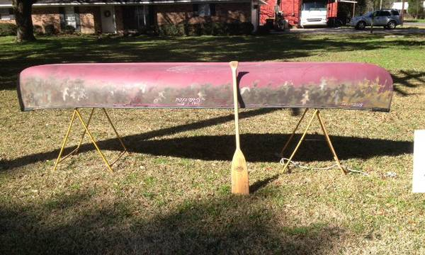 Canoe For Sale -   x0024 150  Roanoke