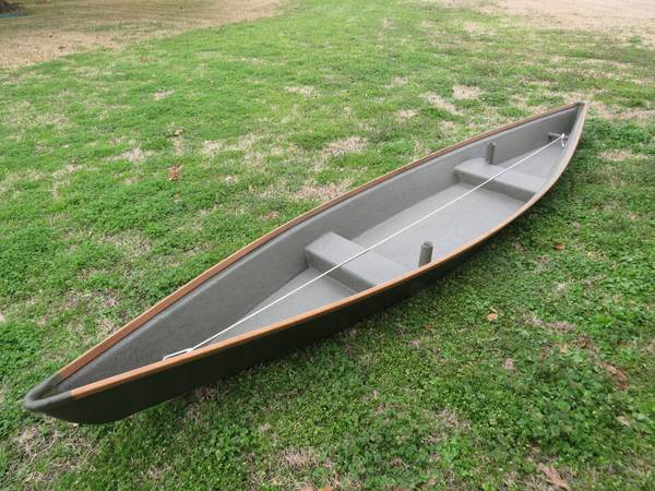 Ron Chapman Pirogue for Sale -   x0024 500