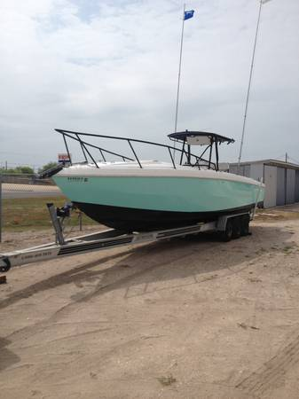 Scarab Center Console Boats For Sale