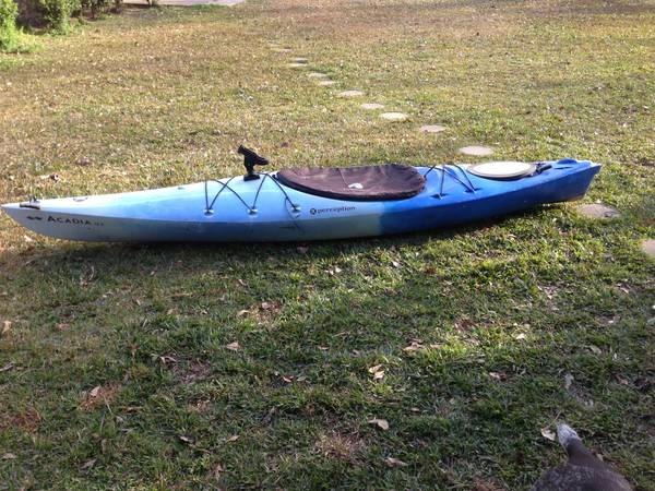 12 ft  perception kayak for sale