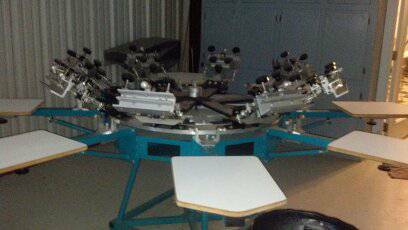 Screen Printing Equipment for Sale or Trade - x002415000 (Beaumont Texas)
