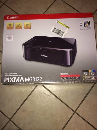 Canon wireless printer -   x0024 40  Lake Charles