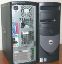 Dell 2.80 GHz computer, fast internet ready... - $150 (Lake Charles, LA)