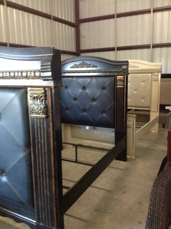 Overstock Beds - Warehouse Liquidation - $188 (Orbmik Furniture-Delivery to Lake Ch.)