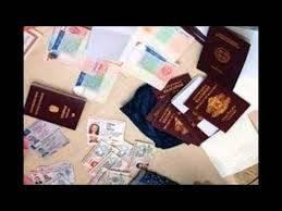 Purchase Quality Biometric Passports Drivers License ID Cards visa and master cards    lkc