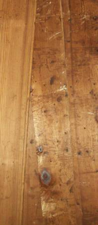 Late 1800 s Reclaimed Rich Old Pine wood wide Plank ship lap Shiplap  -   x0024 2