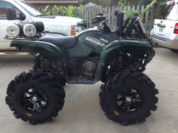 Insane Grizzly 734 EPS - $10500 (Moss Bluff)