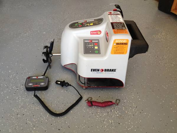 Roadmaster braking system and Falcon 2 Tow Bar - $799 (Beaumont)