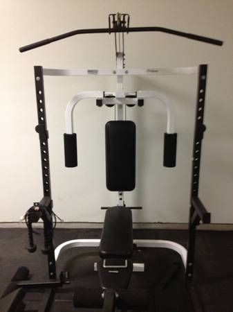 Parabody 893 Home Gym Weight Set  - $500 (Beaumont)