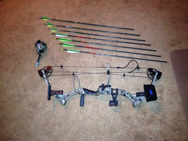 Diamond Razor Edge Hunting Bow - $250 (Lake Charles)