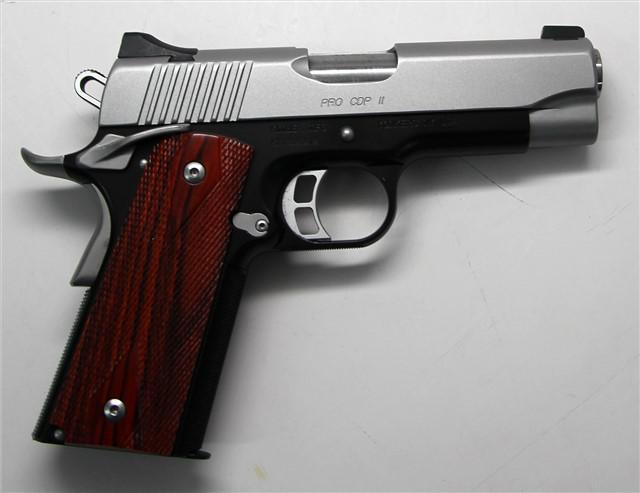 500  Kimber Pro CDP II Handgun with box
