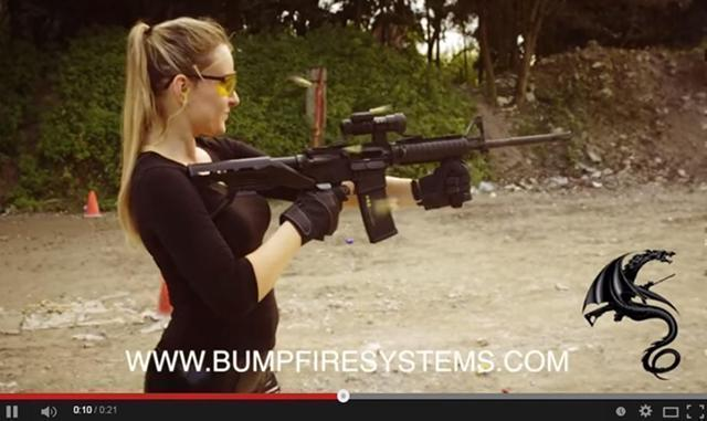 94  In Stock - Bump Fire Systems Stock - Safe and easy way to Bumpfire your rifle