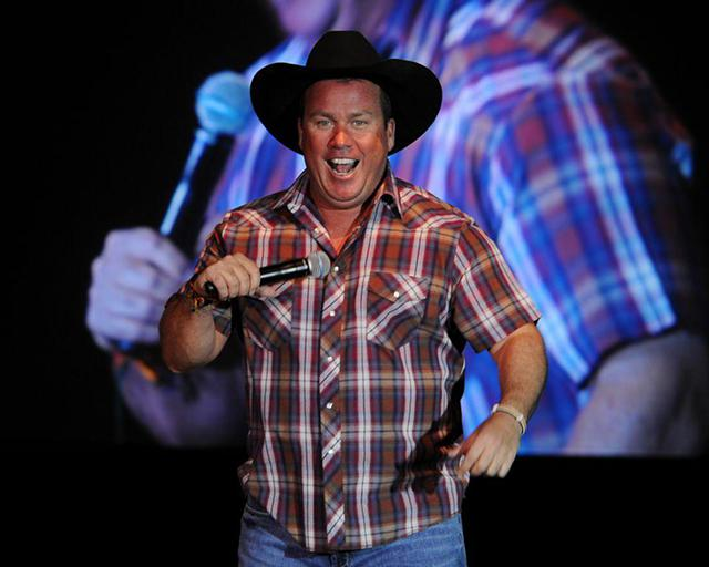 Rodney Carrington Tickets at Lake Charles Civic Center Rosa Hart Theatre on 10102015