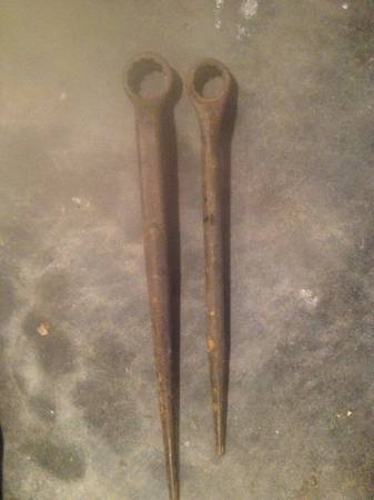 Proto spud wrenches - $60 (Lake charles)