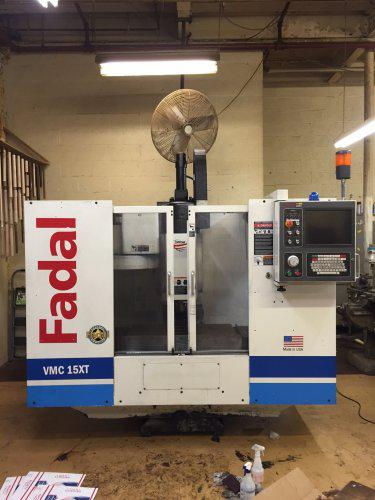 15 900  Fadal Cnc Vmc 15Xt Milling Center Sale Price 2005 Nice