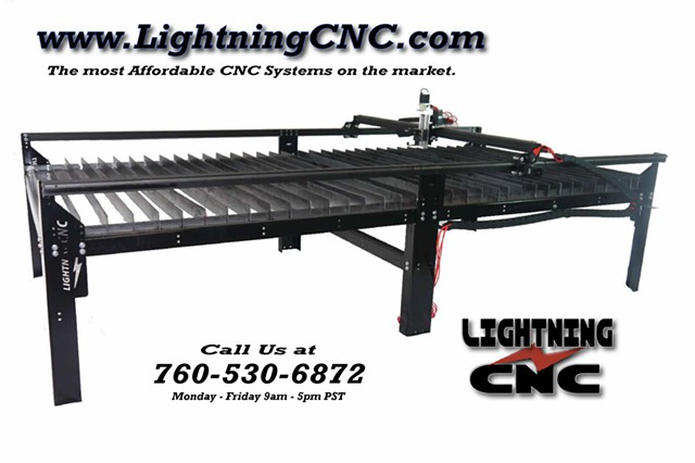 2 799  Lightning CNC PLASMA  Router Tables Complete  Electronics  Software