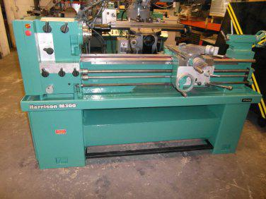4 250  Reconditioned Harrison Lathe M300 Nice Machine