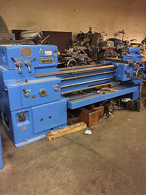 7 900  20 x 60 Tos Lathe Great Condition