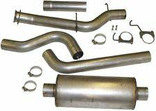 Ford Ecoboost 4 Exhaust by Heart Throb - x0024275
