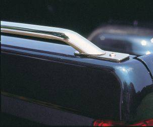 Stake Pocket Chrome Rails for Ford 1983-1996 Shortbed Truck... - $69 (Westlake, LA)
