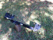 Hitch Receiver GMCChevy - $100 (Sulphur)