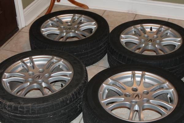 Acura RSX OEM Rims with Free Tires - $350