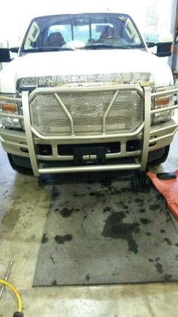 Ranch Hand Grille (Grill) Guard bumber 2008 2009 2010 f250 f350 - $300