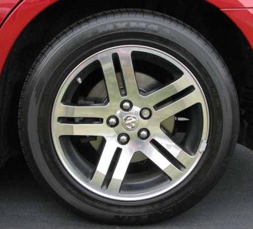 18 Dodge Charger Rims with Tires - $300 (Lake Charles )