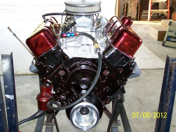468 Big Block Chevy For Sale - $6500 (Lake Charles)