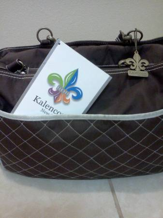 diaper bag Kalencom New Orleans-boy - $35 (sulphur, la)