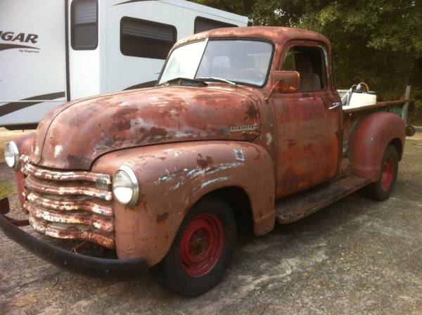 1951 Chevrolet Truck, Rat Rod, sweet - $6000 (Basile, LA)
