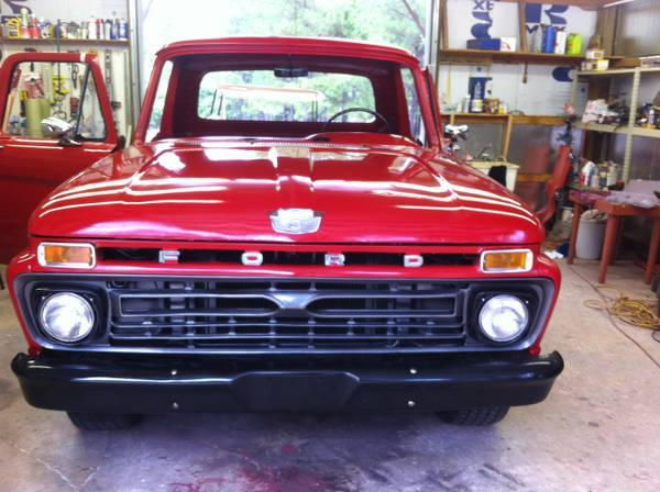 1965 Ford F 100 - $22500 (Downsville)