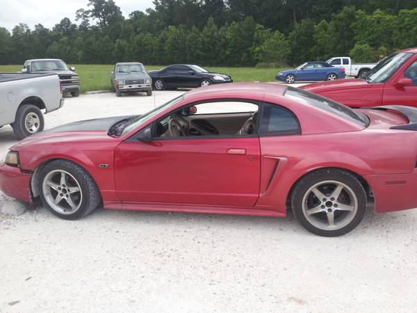 2000 mustang gt with mods - $5000 (sulphur )