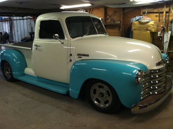 1948 Chevy Truck Sale or Trade - $24500 (Houston)