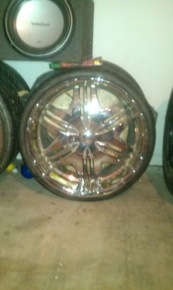 22 inch vagare luxury wheels - $1000 (moss bluff)