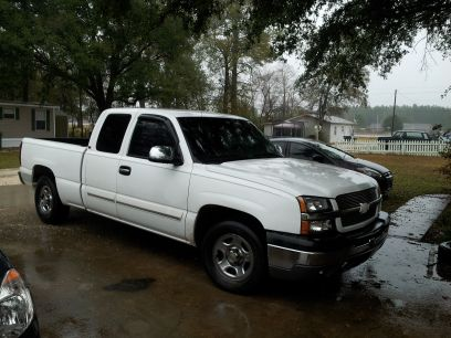 2004 silverado - $8500 (lake charles, louisiana)
