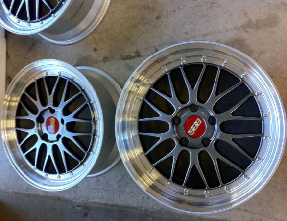 for sale 19 BBS style needed cash selling for cheap - $800 (Lake Charles)