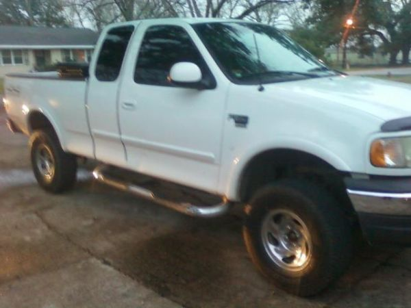 99 F-150 4x4 extended cab $5000 obo - $5000 (United States)