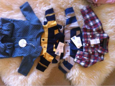 BABY GAP NWT boy clothes size newborn and 0-3 month - $7 (South Lake Charles)