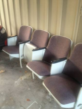 Paramount Theater Chairs - $250
