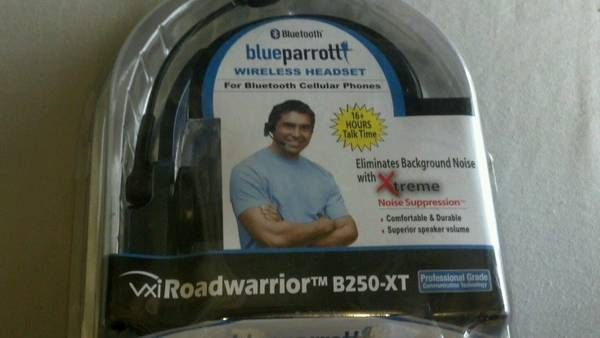 BlueParrot Wireless Headset B250-XT - $60 (Westlake, LA)