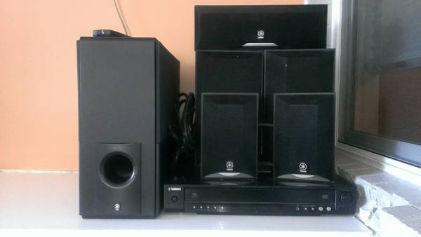 Yamaha Home Theater System - $100 (Lake Charles )