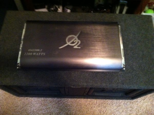 12 Subwoofers with Amp - $800 (lake charles, la)