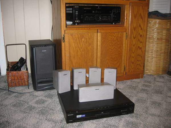 Sony Home Theater System - $250 (Lake Charles)