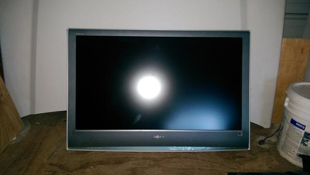 400  40 in flat screen sony bravia tv